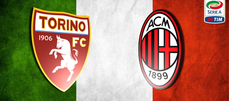 Torino-Milan diretta, formazioni ufficiali