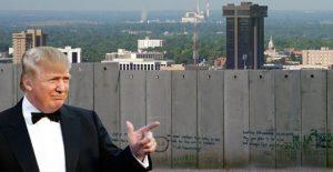 """Donald Trump: """"Il muro si farà immediatamente. E paga il Messico"""""""