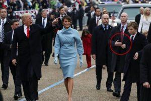 Donald Trump, il giallo della mano del bodyguard: vera o finta?