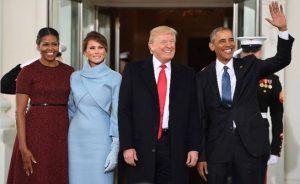"""Donald Trump ha giurato: """"Restituiamo il potere al popolo"""""""