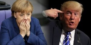 """Donald Trump, attacco alla Germania: """"Sfrutta euro debole contro Usa e Ue"""""""