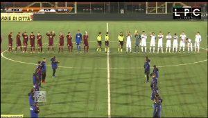 Tuttocuoio-Lupa Roma Sportube: streaming diretta live, ecco come vedere la partita