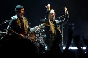 U2 a Roma il 15 luglio 2017. Info biglietti The Joshua Tree tour