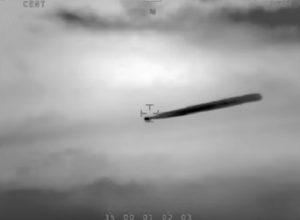 """""""Ufo in Cile"""": straordinario filmato ripreso dalla Marina Militare"""