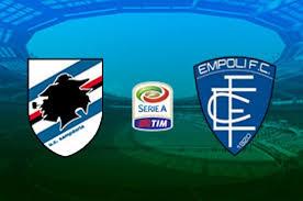 Sampdoria-Empoli streaming - diretta tv, dove vederla
