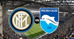 Inter-Pescara diretta formazioni ufficiali video gol highlights pagelle foto