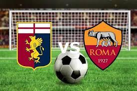 Genoa-Roma diretta live