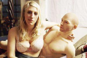 Gabriel, bambolotto di silicone che dà piacere...