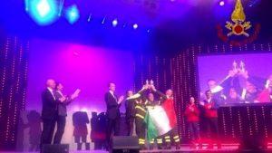 World of Firefighters, i vigili del fuoco italiani premiati come i migliori del mondo