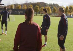 We All Football, la passione per il calcio non ha pregiudizi: protagonisti quattro campioni della AS Roma