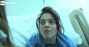"""Messina, Ylenia Grazia Bonavera difende Alessio Mantineo: """"Non mi ha bruciata lui"""" VIDEO"""