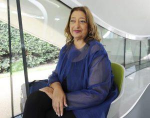 Zaha Hadid, eredità da 67 milioni di sterline ai nipoti e al socio d'affari