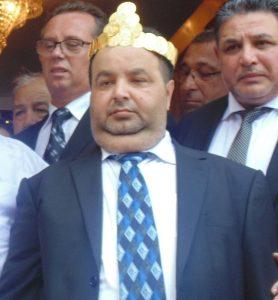 """Dorin Cioaba, il re dei rom scrive a Trump: """"Costruiamo noi il muro"""""""