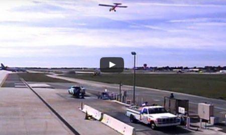 Harrison Ford, il video dell'incidente aereo sfiorato