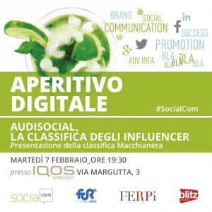Aperitivi digitali socialcom