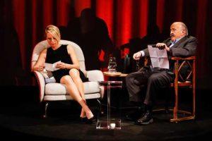 """Maria De Filippi e Maurizio Costanzo a L'Intervista: """"Momento emozionante"""""""