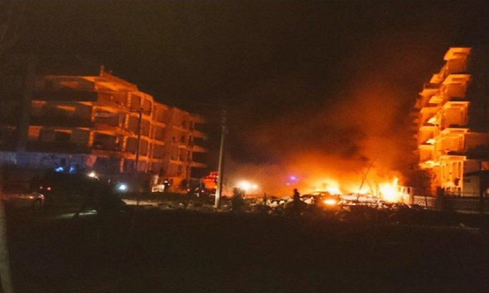 Turchia, forte esplosione a Sanliurfa: diversi feriti