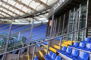 Stadio Olimpico, via le barriere in curva. Svolta voluta dal ministro Lotti