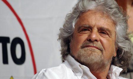 """Stadio della Roma, Beppe Grillo: """"Farlo, ma non a Tor di Valle"""""""