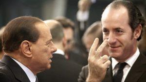 Berlusconi lancia Zaia? No, lo brucia, en attendant Strasburgo Salvini abbocca