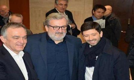 Emiliano, Speranza, Rossi: parte scissione Pd. Sondaggio: solo un italiano su tre...