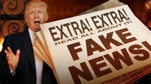 ''Fake news''