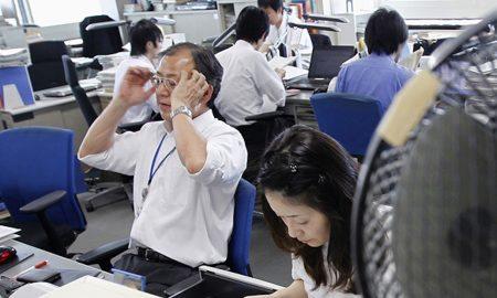 Panasonic chiede ai suoi dipendenti di... lavorare di meno