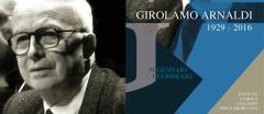 Girolamo Arnaldi, storico del Medio Evo: 2 giorni di studi Isime per ricordarlo