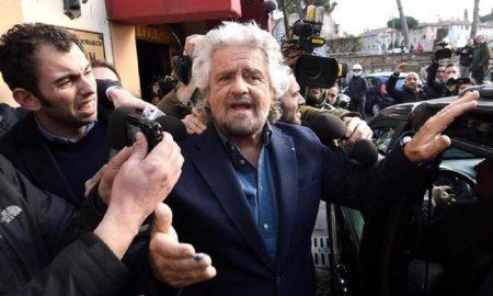 """Stadio Roma, Beppe Grillo decide: """"Prima chiediamo alla popolazione"""""""
