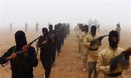Combattenti Isis in Tunisia