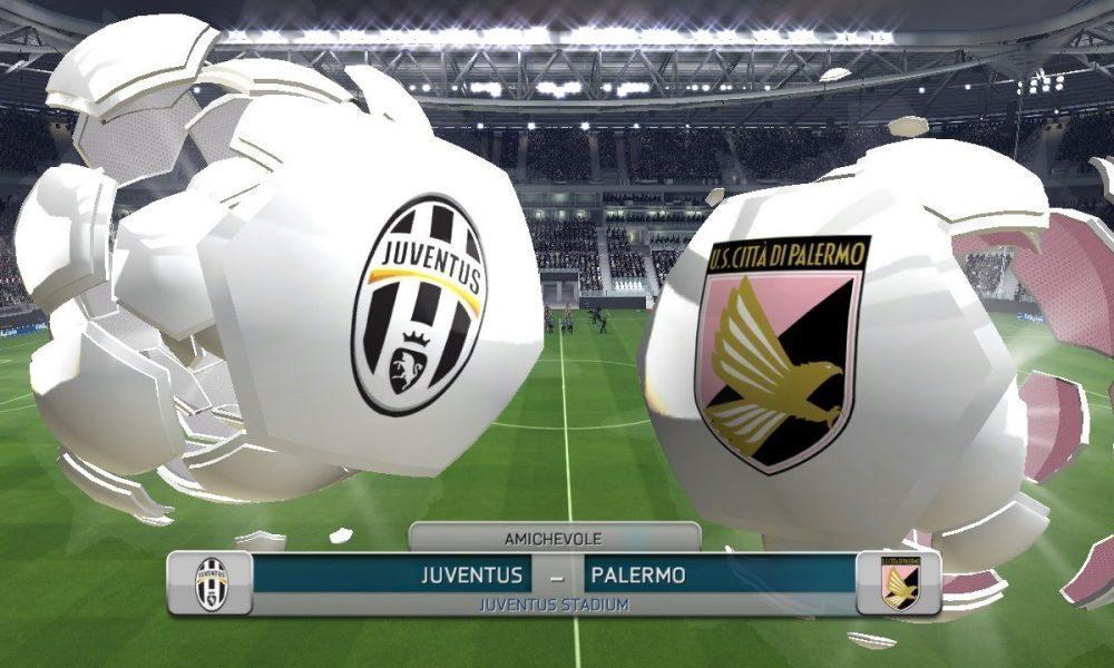 Juventus-Palermo diretta formazioni ufficiali pagelle video gol highlights foto