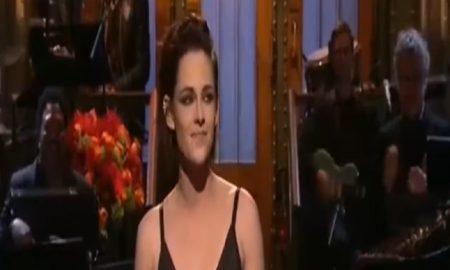 "Kristen Stewart: ""Donald trump era innamorato di Robert Pattinson"""