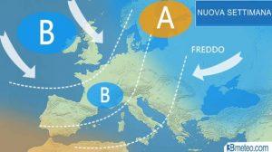 Previsioni meteo, maltempo in Italia: c'è pericolo di valanghe