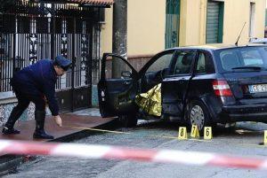 Agguato a Caivano (Napoli): Antonio Varracchio freddato in strada