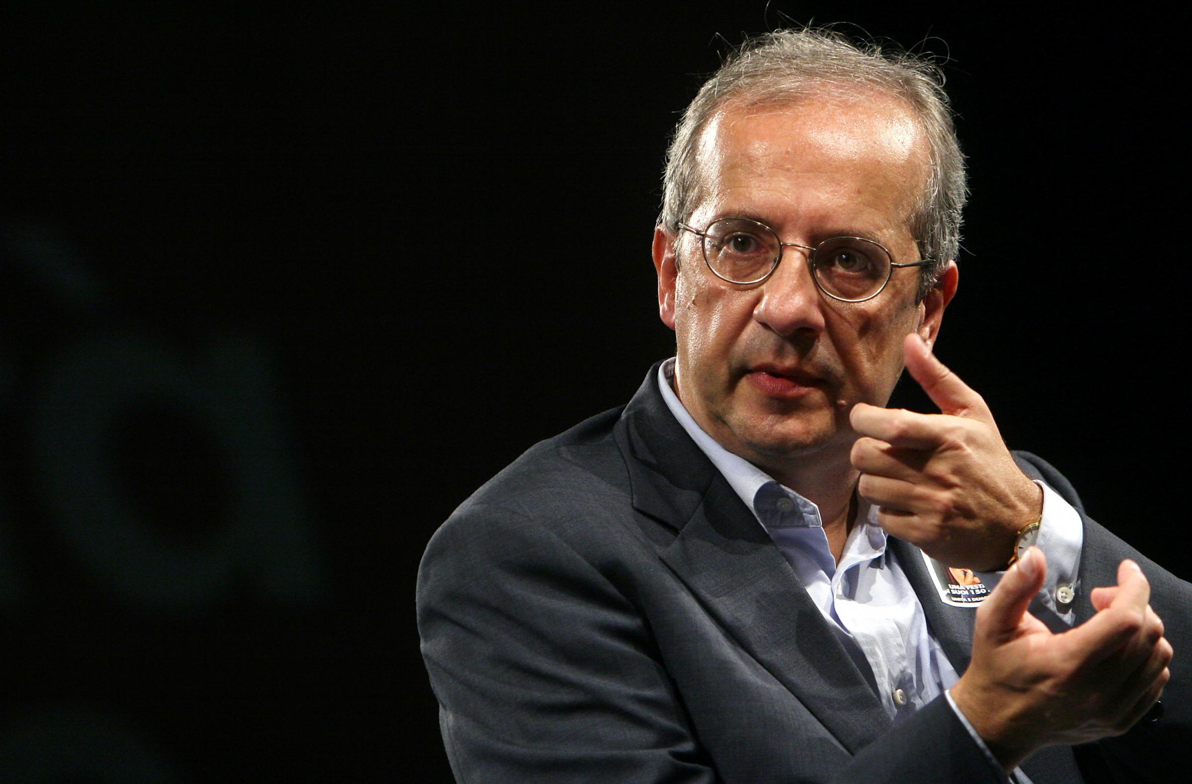 Presidenza Lega Calcio, Veltroni:
