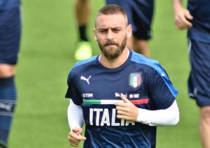 Daniele De Rossi raggiunge Paolo Rossi tra bomber Nazionale