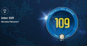 """Inter festeggia 109 anni, dedica alla Juve: """"Non conta solo vincere, conta come"""""""
