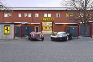 Ferrari, al via le celebrazioni per lo storico 70° anniversario