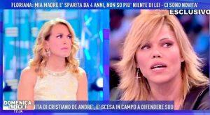 """Floriana Secondi: """"Sono quasi in mezzo alla strada. Mia madre? Mi aiuti lei"""""""