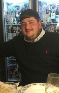 Mario Castagnacci, insulti al ristorante dove lavorava