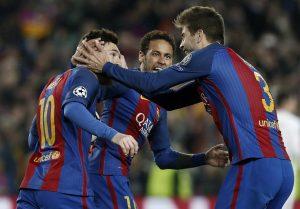 Barcellona-Psg 6-1 highlights, che rimonta: riscritta storia del calcio