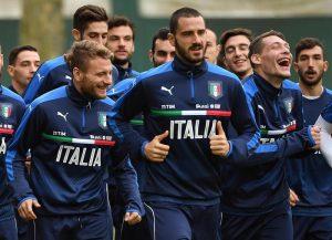 """Leonardo Bonucci: """"Spagna-Italia? Difficile ma non partiremo battuti"""""""