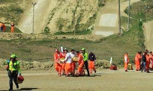 Andrea Dini, morto il 16enne dopo incidente su pista motocross