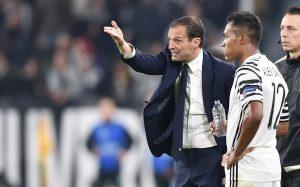 """Champions, Allegri: """"Juventus in finale? Aspettiamo il sorteggio"""""""