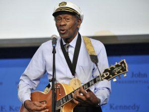 Chuck Berry è morto, il padre del rock and roll aveva 90 anni