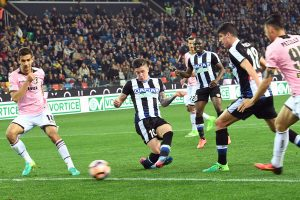 Udinese-Palermo 4-1 pagelle, highlights: Thereau-Zapata show