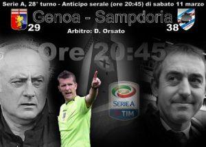 """Genoa-Sampdoria, Mandorlini: """"Combatteremo fino alla fine"""""""
