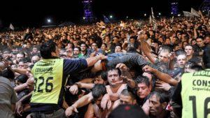 Argentina, due morti al concerto di Indio Solari: schiacciati dalla folla
