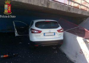 A14, crolla ponte su autostrada, i nomi delle vittime: Emidio Diomedi e Antonella Viviani
