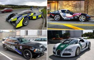 Polizia, le auto più veloci del mondo: dalla Lamborghini in Italia alla McLaren in Gb